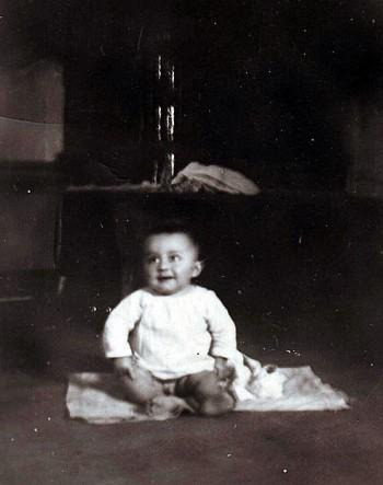 Tine Orel - dojenček